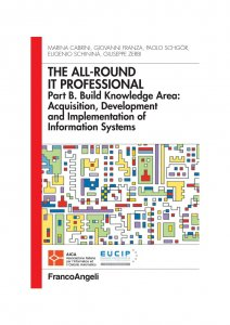 The all-round it professional. Part B. Build knowledge Area: Acquisition, development and implementation of information